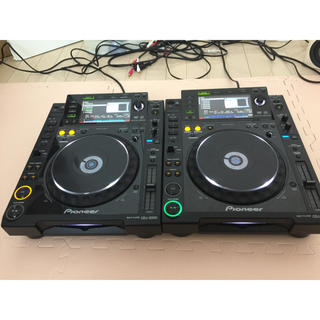 パイオニア(Pioneer)の[katmixalot様専用] Pioneer CDJ-2000 2台セット (CDJ)