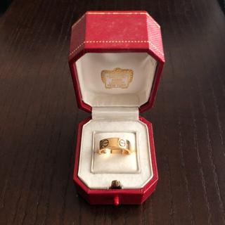カルティエ(Cartier)のcartier love リング(リング(指輪))
