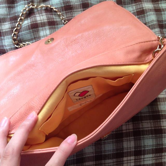 チェーンバック♡ピンク レディースのバッグ(トートバッグ)の商品写真