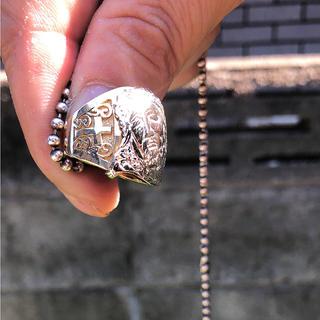 アヴァランチ(AVALANCHE)の【AVALANCHE /Jesus/Ring】k10   19号(リング(指輪))