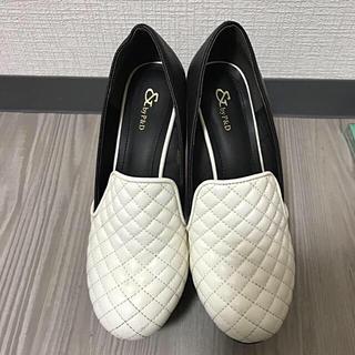 アンドバイピーアンドディー(&byP&D)の☆最終値下げ☆ &byP&G(アンドバイピーアンドディー) ヒール 靴(ハイヒール/パンプス)