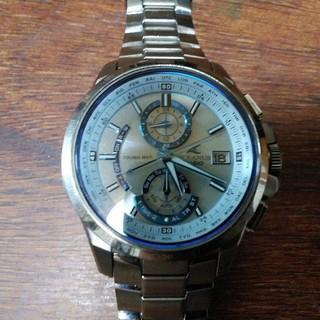カシオ オシアナス OCW-T-1000  電波ソーラー(腕時計(アナログ))