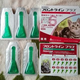 フロントライン プラス キャット 猫