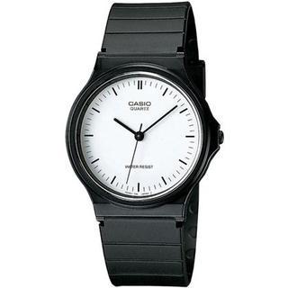 カシオ(CASIO)の新品★カシオ CASIO アナログ MQ-24-7E ホワイト 新品(腕時計(アナログ))