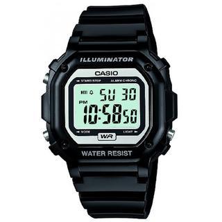 カシオ(CASIO)の新品★カシオ CASIO デジタル F-108WHC-1A ブラック(腕時計(デジタル))