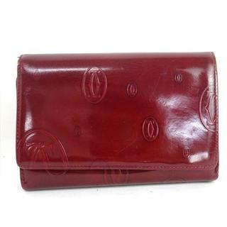 カルティエ(Cartier)のカルティエ Cartier 財布 L字 ハッピーバースデー 1151(折り財布)