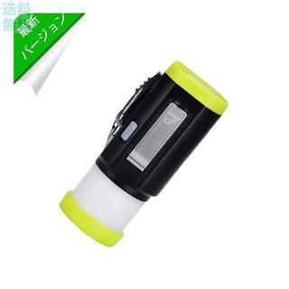 WINTECH 懐中電灯 手回し充電式ライト キャンプ ライト スマ(ライト/ランタン)
