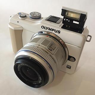 OLYMPUS - オリンパス OLYMPUS PEN E-PL1s 美品 SDカード付き
