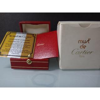 カルティエ(Cartier)の確認★Cartier カルティエ 指輪ケース★(その他)