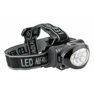 格安!! LEDヘッドライト 角度調整可能 バッテリー付き(ライト/ランタン)