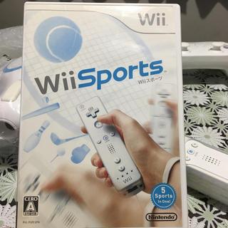 ウィー(Wii)のwii sports スポーツ(家庭用ゲームソフト)