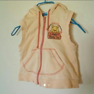 ディズニー(Disney)のプーさん パーカー(ジャケット/上着)