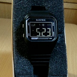 カシオ(CASIO)の腕時計 ELECTRIC ED01 PU (BLACK)(その他)