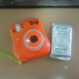 フジフイルム(富士フイルム)のハロウィン チェキ intax mini25(フィルムカメラ)