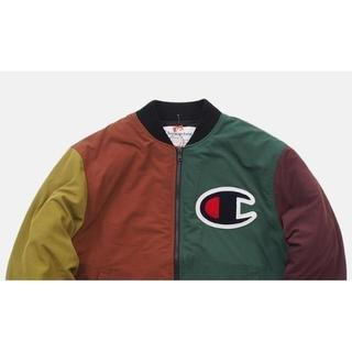 シュプリーム(Supreme)のSupreme Champion Color Blocked Jacket M(ブルゾン)