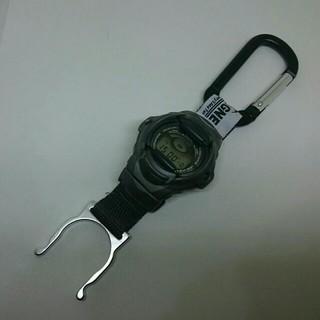 ベビージー(Baby-G)のCASIO Baby-G BGR-210+カラビナ 月の満ち欠け 電池 1850(腕時計(デジタル))