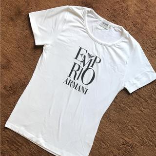 エンポリオアルマーニ(Emporio Armani)のEMPORIO ARMANI Tシャツ(Tシャツ(半袖/袖なし))