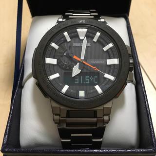 カシオ(CASIO)のPRX-8000T-7AJF(腕時計(アナログ))