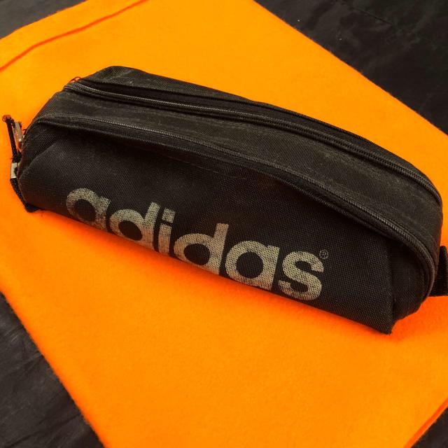 adidas(アディダス)のadidas 筆箱 インテリア/住まい/日用品の文房具(ペンケース/筆箱)の商品写真