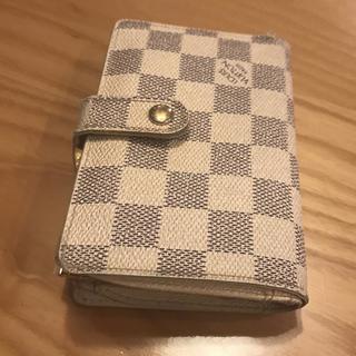 ルイヴィトン(LOUIS VUITTON)のルイ・ヴィトン 折りたたみ財布(折り財布)