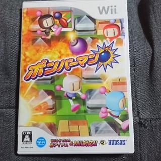ウィー(Wii)のwii ボンバーマン(家庭用ゲームソフト)