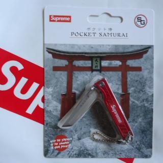 シュプリーム(Supreme)の送料込SUPREME StatGear Pocket Samuraiシュプリーム(キーホルダー)