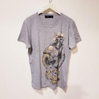 エトロ(ETRO)のETRO エトロ デザインTシャツ(シャツ)