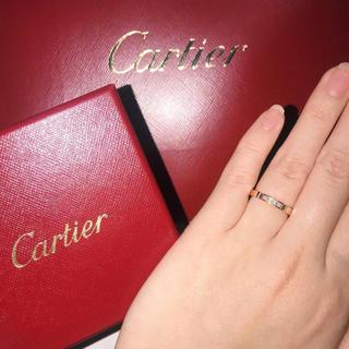 カルティエ(Cartier)のカルティエリング 指輪 8号(リング(指輪))