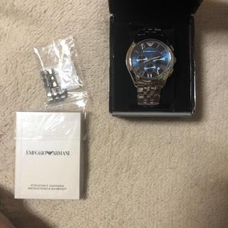 アルマーニ(Armani)のアルマーニ腕時計(金属ベルト)