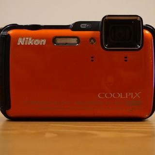 Nikon - Nikon COOLPIX AW120