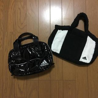 アディダス(adidas)のアディダス  ラウンドバック  セット売り(バッグ)
