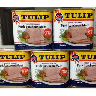 TURIP ランチョンミート 5缶(缶詰/瓶詰)