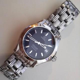 オメガ(OMEGA)のOMEGA シーマスター120 ジャック・マイヨール2001年世界限定4000本(腕時計(アナログ))
