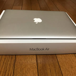 Apple - Office搭載 美品MacBook Air(early2015) 13インチ
