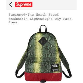 シュプリーム(Supreme)の SUPREME The North FaceDay Pack (バッグパック/リュック)