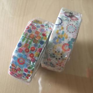 エムティー(mt)のmtex◎小花花畑&カラフルpopマスキングテープ!(テープ/マスキングテープ)
