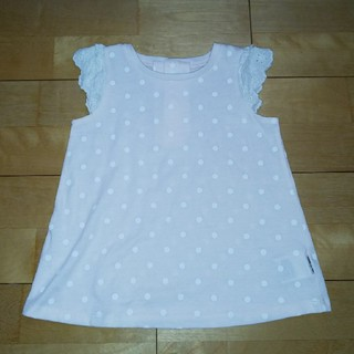 コムサイズム(COMME CA ISM)のコムサ チュニック90サイズ(Tシャツ/カットソー)