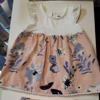 赤ちゃん服 ワンピース ブルマ付 70 ベビザらス(ワンピース)