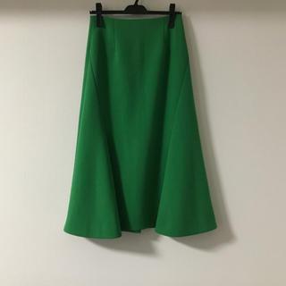 エンフォルド(ENFOLD)のエンフォルド サイドデザインスカート 36  ENFOLD(ロングスカート)