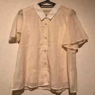 マジェスティックレゴン(MAJESTIC LEGON)のマジェレゴシャツ(シャツ/ブラウス(半袖/袖なし))