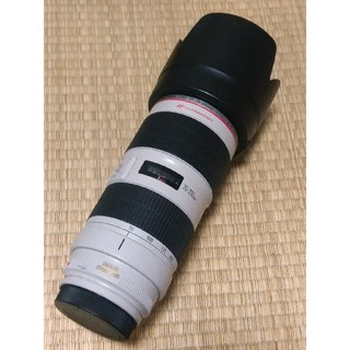 Canon - 美品 EF 70-200mm f2.8L IS Ⅱ USM