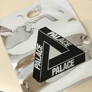 日本未上陸 Palace Skateboards ショッパー 2枚組 ショップ袋(その他)