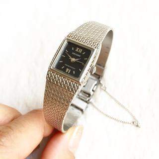 オリエント(ORIENT)の美品☆ 電池交換済み オリエント レディース腕時計(腕時計)
