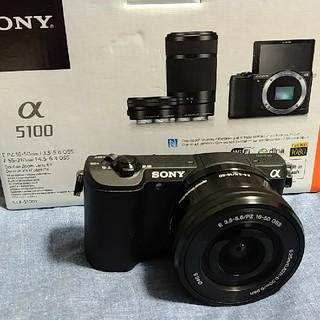 SONY - SONY/a5100ミラーレス一眼