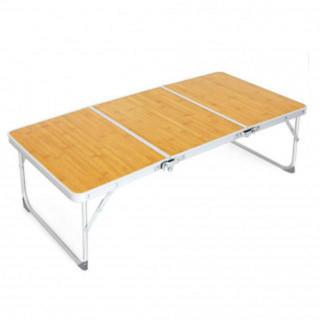大人気☆アウトドア 折りたたみ テーブル 軽量 アルミ製(テーブル/チェア)