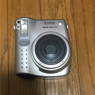フジフイルム(富士フイルム)のチェキ 本体 instax mini 10(フィルムカメラ)