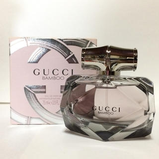 グッチ(Gucci)のグッチ バンブー 75ミリ(香水(女性用))