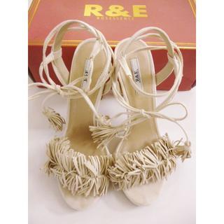 アールアンドイー(R&E)のROSEESSNCE R&E☆41211(ミュール)