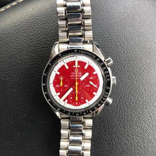 オメガ(OMEGA)のオメガ スピードマスター シューマッハ(腕時計(アナログ))