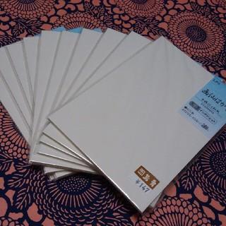 インクジェット対応 画仙 はがき 100枚入り(スケッチブック/用紙)